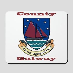 County Galway COA Mousepad