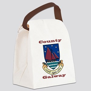 County Galway COA Canvas Lunch Bag