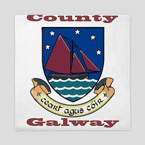 County Galway COA Queen Duvet