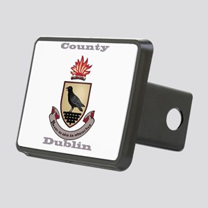 County Dublin Coat of Arms Hitch Cover