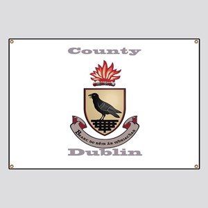County Dublin Coat of Arms Banner