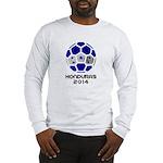 Honduras World Cup 2014 Long Sleeve T-Shirt