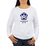 Honduras World Cup 201 Women's Long Sleeve T-Shirt