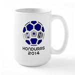 Honduras World Cup 2014 Large Mug