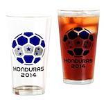 Honduras World Cup 2014 Drinking Glass