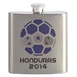 Honduras World Cup 2014 Flask
