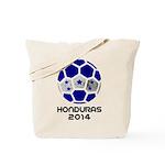 Honduras World Cup 2014 Tote Bag