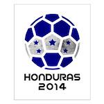 Honduras World Cup 2014 Small Poster