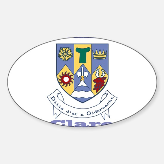 County Clare COA Decal