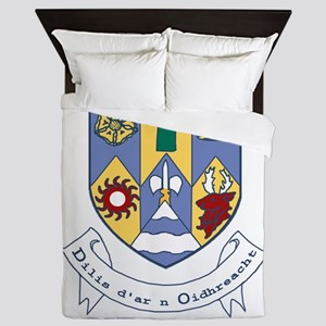 County Clare COA Queen Duvet