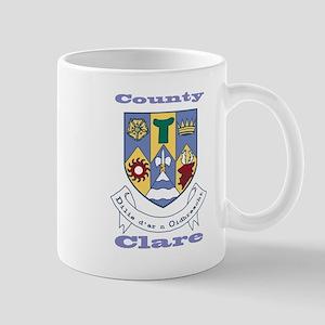 County Clare COA Mugs