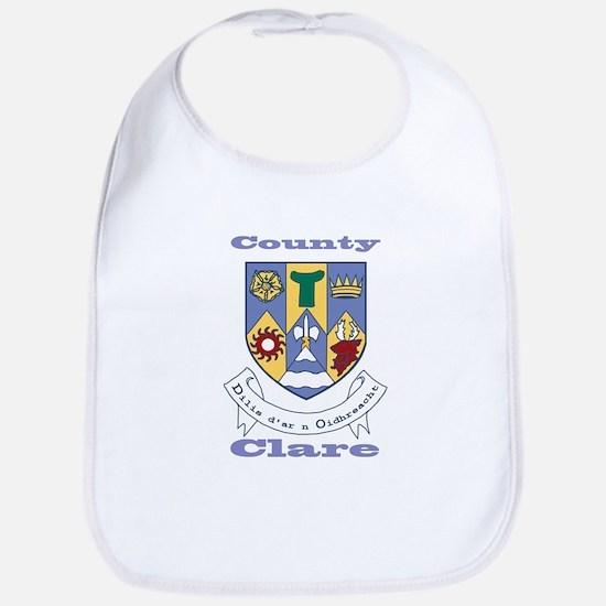 County Clare COA Bib