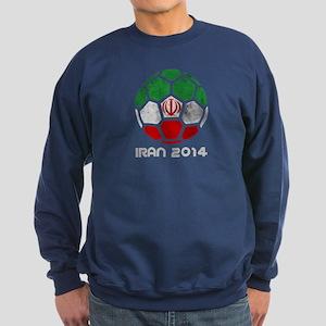 Iran World Cup 2014 Sweatshirt (dark)