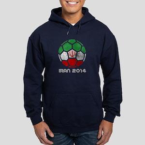 Iran World Cup 2014 Hoodie (dark)