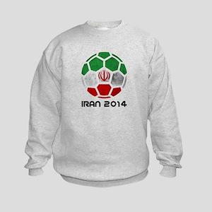 Iran World Cup 2014 Kids Sweatshirt