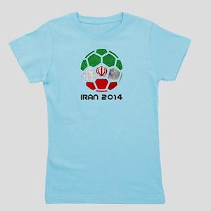 Iran World Cup 2014 Girl's Tee