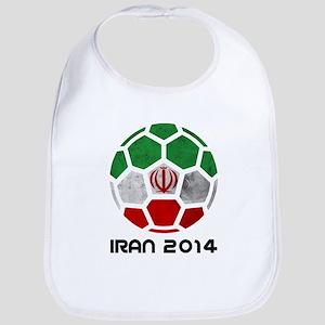 Iran World Cup 2014 Bib
