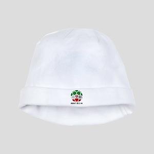 Iran World Cup 2014 baby hat