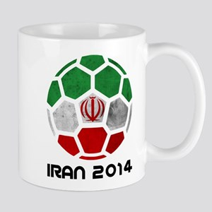 Iran World Cup 2014 Mug