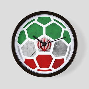Iran World Cup 2014 Wall Clock