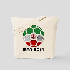 Iran World Cup 2014 Tote Bag