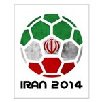 Iran World Cup 2014 Small Poster