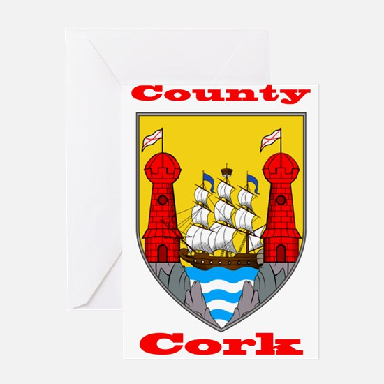 County Cork COA Greeting Cards