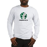 Nigeria World Cup 2014 Long Sleeve T-Shirt