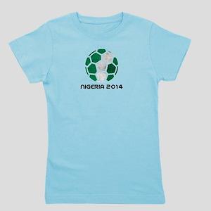 Nigeria World Cup 2014 Girl's Tee