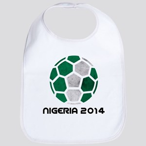 Nigeria World Cup 2014 Bib