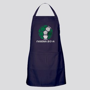 Nigeria World Cup 2014 Apron (dark)