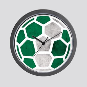 Nigeria World Cup 2014 Wall Clock