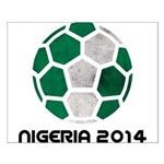 Nigeria World Cup 2014 Small Poster