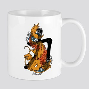 koi strength Mugs