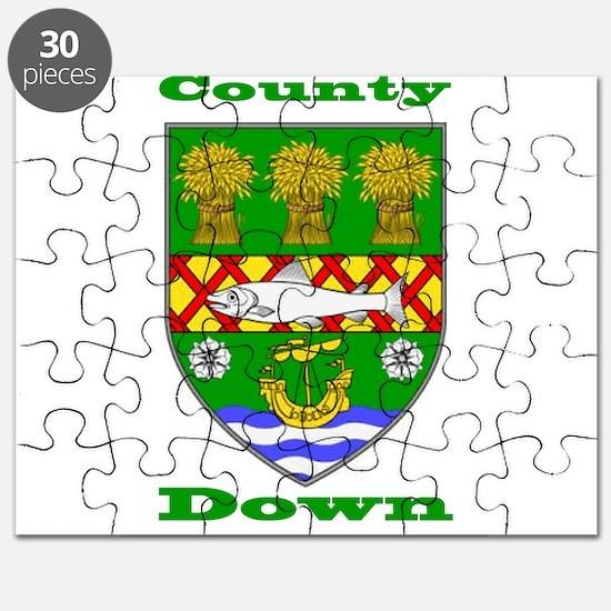 County Down COA Puzzle