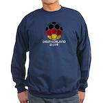 Germany World Cup 2014 Sweatshirt (dark)