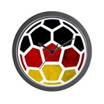 Germany World Cup 2014 Wall Clock