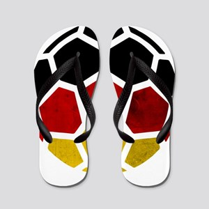 Germany World Cup 2014 Flip Flops