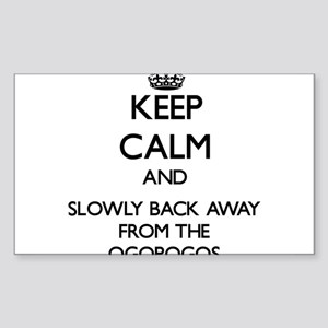 Keep calm and slowly back away from Ogopogos Stick