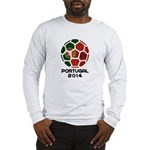 Portugal World Cup 2014 Long Sleeve T-Shirt