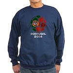 Portugal World Cup 2014 Sweatshirt (dark)