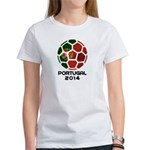 Portugal World Cup 2014 Women's T-Shirt
