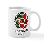 Portugal World Cup 2014 Mug