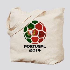 Portugal World Cup 2014 Tote Bag