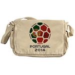 Portugal World Cup 2014 Messenger Bag