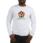 Ghana World Cup 2014 Long Sleeve T-Shirt