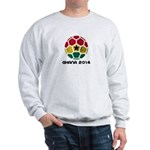 Ghana World Cup 2014 Sweatshirt