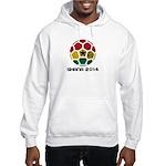 Ghana World Cup 2014 Hooded Sweatshirt