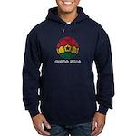 Ghana World Cup 2014 Hoodie (dark)