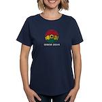 Ghana World Cup 2014 Women's Dark T-Shirt